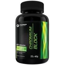Chromium Block - 60 Cápsulas - Fusion Nutrition -