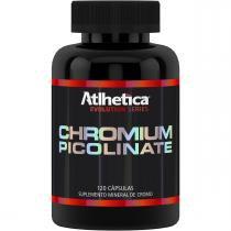 Chromium Picolinate 120 cáps - Atlhetica -