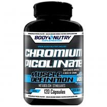 Chromium Picolinate - 120 Cápsulas - Body Nutry -