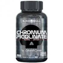 Chromium Picolinate 200 tabletes - Black Skull - 200 tabletes - Black Skull