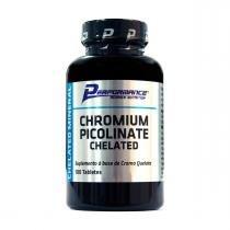 Chromium Picolinate Chelated Performance Nutrition - 100 caps - Performance Nutrition