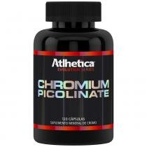 Chromium Picolinate - Evolution Series - 120 Cápsulas - Atlhetica -