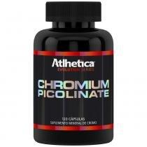 Chromium Picolinate - Evolution Series - 120 Cápsulas - Atlhetica - Atlhetica