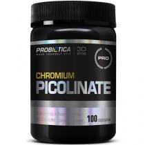 Chromium Picolinate HBV - 100 Cápsulas - Probiótica -