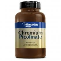 Chromium Picolinate (picolinato de cromo) 90 cápsulas VitaminLife -