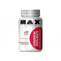 Chromium picolinato 120 cápsulas - Max titanium