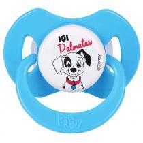 Chupeta c/ Capuz Bico Ortodôntico Tam. 2 Disney 101 Dálmatas - Baby Go - Baby Go