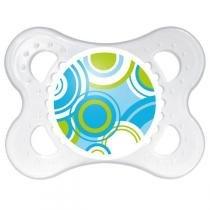 Chupeta circles boys 0-06 meses mam 2471 branca - Mam