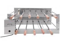Churrasqueira Elétrica Arke 14 - com 11 Espetos