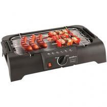 Churrasqueira Elétrica Britânia Gourmet BCG1 - com Grelha -110V - Philco