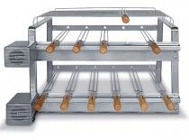 Churrasqueira Giragrill Kit 2011 Inox -
