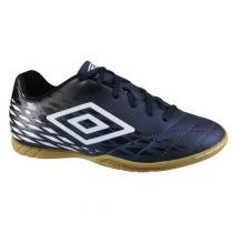 4ff8b536fbe Chuteira Futsal Umbro Fifty II Masculino - Azul Preto -
