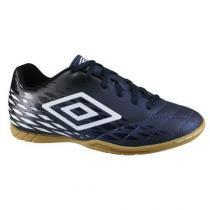 Chuteira Futsal Umbro Fifty II Masculino - Azul Preto - 2af55a360dd9b