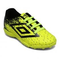 bd2be57e05 Chuteira Umbro Society Acid Limão Preto OF81046 -