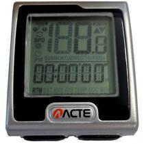 Ciclo Computador Acte Sports A31 - com 15 Funções