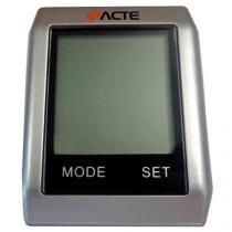 Ciclo Computador Acte Sports A33 - com 16 Funções Sem Fio