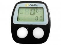 Ciclocomputador com Fio Acte Sports A7 - 15 Funções