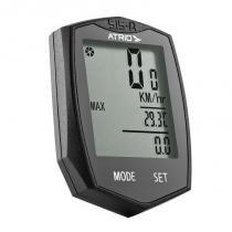 Ciclocomputador de Guidão Atrio Wireless 22 Funções para Bicicletas BI086 - Atrio