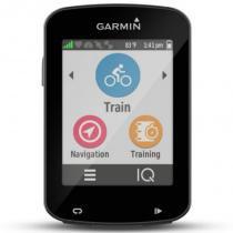 Ciclocomputador Garmin Edge 820 Preto GPS com sensor de Cadência e Velocidade e recurso GroupTrack -