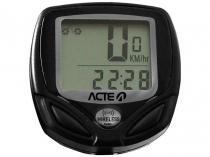 Ciclocomputador sem Fio Acte Sports A8 - 16 Funções