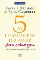 Cinco Linguagens Do Amor Das Criancas, As - 02 Ed - Mundo cristao