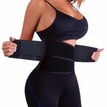 Cinta Modeladora Abdominal Térmica Ajustável Hot Belt Power HB - Importado