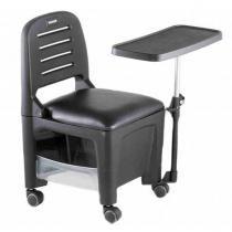 Cirandinha/Cadeira de Manicure 1 Gaveta - Dompel Bari