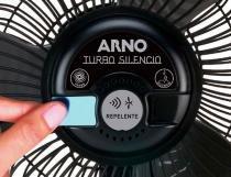 Circulador de ar Arno Turbo Silêncio Repelente CC9 110V - Arno