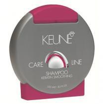 CL Keratin Smoothing Shampoo Keune - Shampoo Reconstrutor - 250ml - Keune