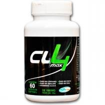 CL4 Max NutraCaps - 60 caps -