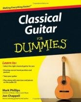 Classical guitar for dummies - John wiley consumer