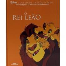 Clássicos Inesquecíveis - O Rei Leão - Disney - Melhoramentos -