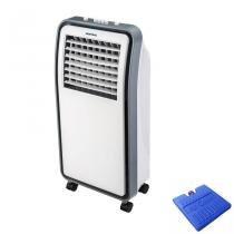 Climatizador Slim Portátil CLE 65w Residencial Ventisol - 220 V - LCG Eletro