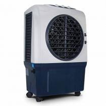 Climatizador Umidificador de Ar Industrial Portátil Evaporativo 220V Mg Eletro Comercial Ambiente -