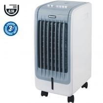 Climatizador Umidificador de Ar Portátil Frio 6,5 Litros Amvox 110V 127V ACL 650 Branco Cinza -