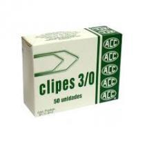 Clipes acc 3 0 - galvanizado - 50 und -
