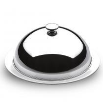 Cloche para Servir Arienzo 24cm Aço Inox 1673/124 - Brinox - Brinox