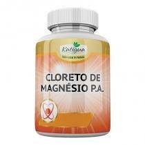 Cloreto de Magnésio P.A. - 120 cápsulas - Katigua -
