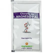 Cloreto de Magnésio P.A. - Meissen - 33g -