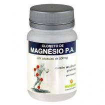 Cloreto de Magnésio P.A. - Meissen - 60 cápsulas -