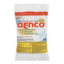 Cloro em tablete multipla acao 3em1 200g - genco -