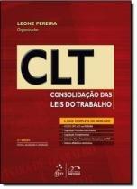 Clt - consolidacao das leis de trabalho revista, atualizada e ampliada - 3ª edicao - Metodo (grupo gen)