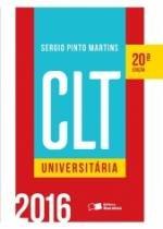 Clt Universitaria - Saraiva - 20 Ed - 1