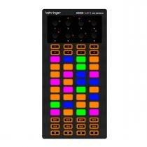 CMDLC1 - Controladora Midi USB DJ CMD LC 1 - Behringer - Behringer
