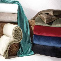 Cobertor Casal Blanket - 100 Poliéster - Kacyumara - N/A -