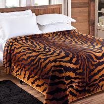 Cobertor Casal Jolitex Kyor Toque Macio - Zâmbia -