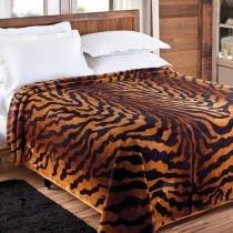 Cobertor Casal Jolitex Kyor Toque Macio - Zâmbia - Jolitex