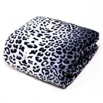 Cobertor Casal Microfibra Estampada - Patrícia Foster - Yaris