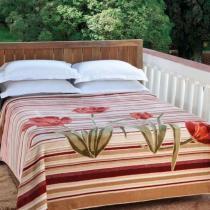 Cobertor casal raschel casablanca 1,80x2,20 - Jolitex