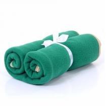 Cobertor de Soft Premium Verde - Futon Pet -
